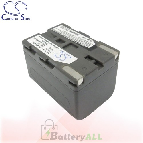 CS Battery for Samsung VP-D39 / VP-D55 / VP-D65 / VP-D250 Battery 3000mah CA-SBL220