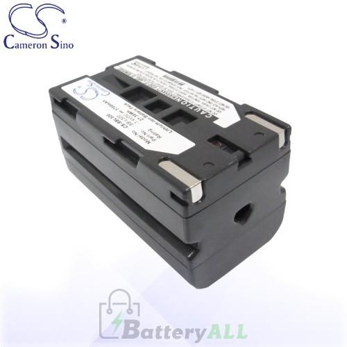CS Battery for Samsung SCL810 / SCL860 / SCL870 / VP-L500 Battery 3700mah CA-SBL320