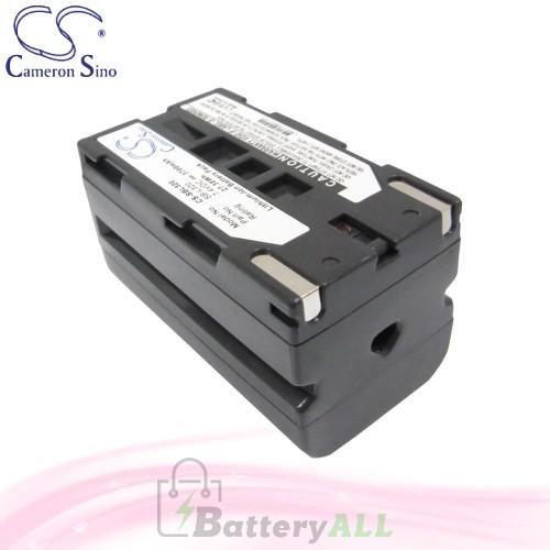 CS Battery for Samsung VP-M50 / VP-M51 / VP-M52 / VP-M53 Battery 3700mah CA-SBL320