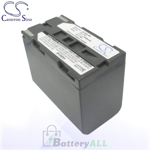 CS Battery for Samsung SB-L480 / Samsung SCL810 / SCL860 Battery 5500mah CA-SBL480