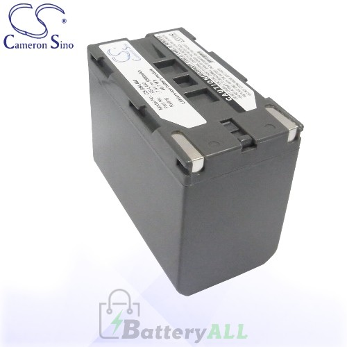 CS Battery for Samsung SCL870 / SCL901 / SCL903 / SCL906 Battery 5500mah CA-SBL480