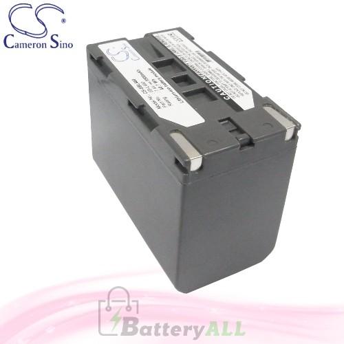 CS Battery for Samsung VP-M50 / VP-M51 / VP-M52 / VP-M53 Battery 5500mah CA-SBL480