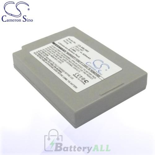 CS Battery for Samsung SB-LH82 / SDC-MS21B / SDC-MS21S Battery 820mah CA-SBLH82