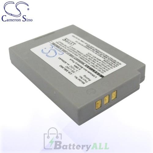 CS Battery for Samsung VP-MS10BL / VP-MS10R / VP-MS10S Battery 820mah CA-SBLH82