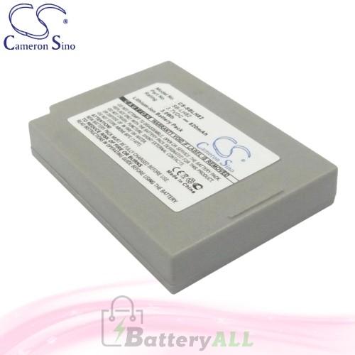 CS Battery for Samsung VP-MS15BL / VP-MS15R / VP-MS15S Battery 820mah CA-SBLH82