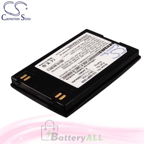 CS Battery for Samsung SC-X300 / SC-X300L / VP-X205L Battery 1200mah CA-SBP120A