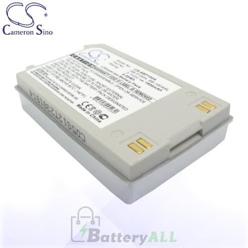 CS Battery for Samsung SB-P180A / SB-P180AB / SB-180ASL Battery 1800mah CA-SBP180A
