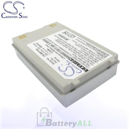CS Battery for Samsung SC-MM10BL / VP-X210L / SC-MM10 Battery 1800mah CA-SBP180A