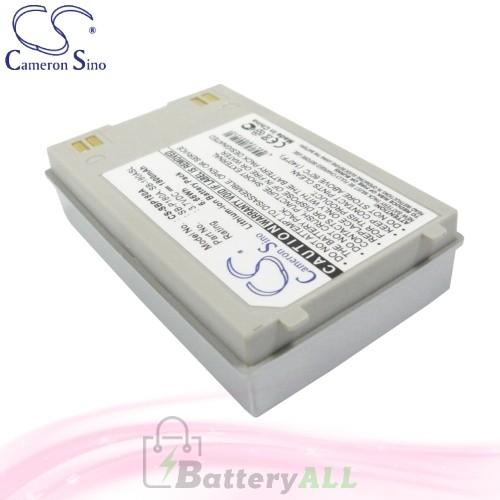 CS Battery for Samsung SC-X300 / SC-X300L / VP-X205L Battery 1800mah CA-SBP180A