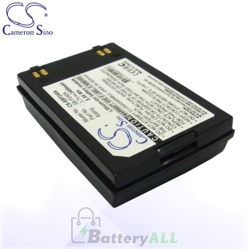 CS Battery for Samsung SC-MM10BL / VP-X210L / SC-MM10 Battery 2400mah CA-SBP240A