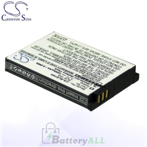 CS Battery for Samsung IT100 / L100 / L110 / L200 / L210 Battery 1050mah CA-SLB10A