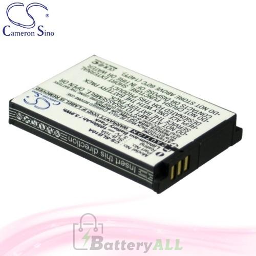 CS Battery for Samsung SL720 / SL820 / TL9 / WB150 / WB250 Battery 1050mah CA-SLB10A