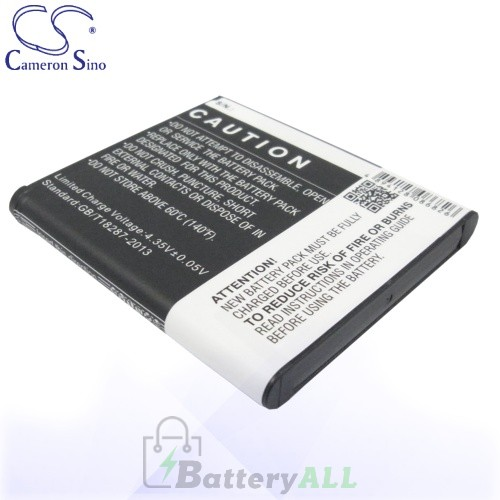 CS Battery for Samsung SM-C111 / SM-C115 / SM-C1158 Battery 2400mah CA-SMC115MX