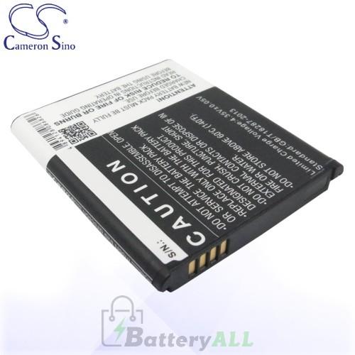 CS Battery for Samsung SM-C1150ZWAPHN / SM-C115L Battery 2400mah CA-SMC115MX