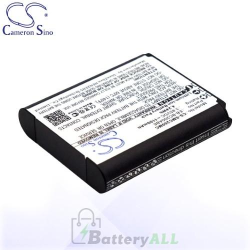 CS Battery for Samsung GH43-04604A / Gear 360 / SM-C200 Battery 1100mah CA-SMC200MC