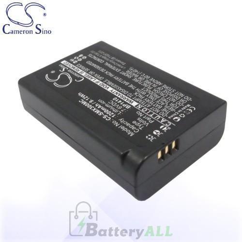CS Battery for Samsung NX30 / WB2200 / WB2200F Battery 1200mah CA-SMX300MC
