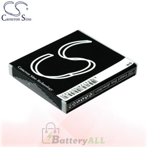 CS Battery for Sanyo Xacti VPC-C4GX / VPC-C5 / VPC-C5E Battery 700mah CA-DBL20