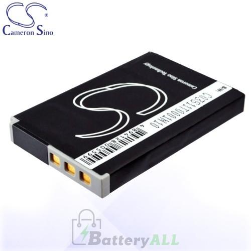 CS Battery for Sanyo Xacti DMX-HD800 / VPC-HD1 / VPC-HD1A Battery 1200mah CA-DBL40
