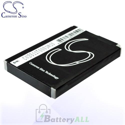 CS Battery for Sanyo Xacti VPC-HD1E / VPC-HD1EX / VPC-HD2 Battery 1200mah CA-DBL40