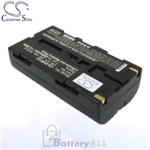 CS Battery for Sanyo NVP-D6 / Sanyo iDshot IDC-1000 Battery 2000mah CA-DUR121