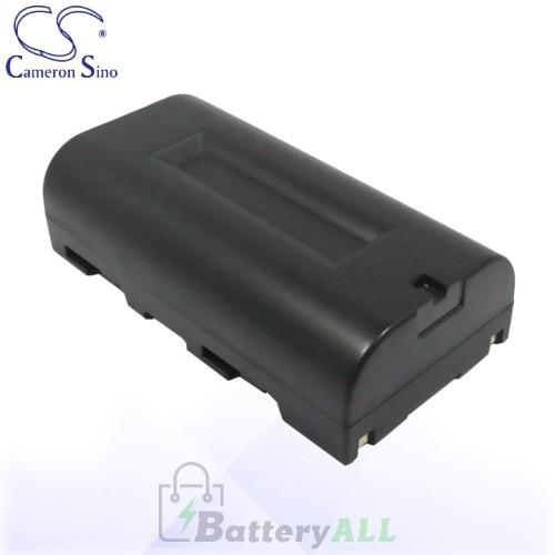 CS Battery for Sanyo Xacti NV-DV35 / NV-HD500 / NV-KD100 Battery 2000mah CA-DUR121