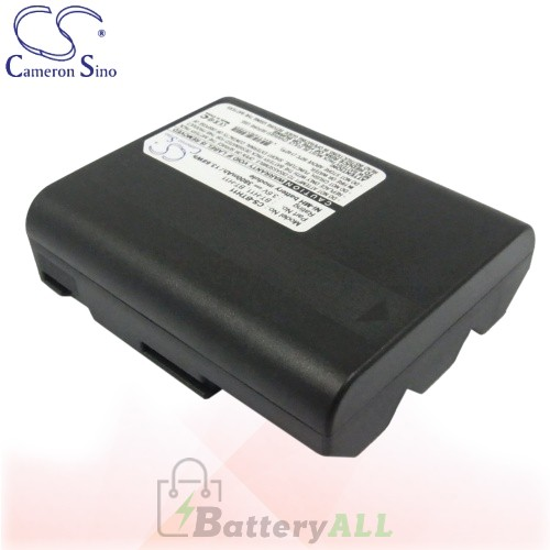 CS Battery for Sharp VL-AH50E / VL-AH50H / VL-AH50S / VL-E307 Battery 3800mah CA-BTH11