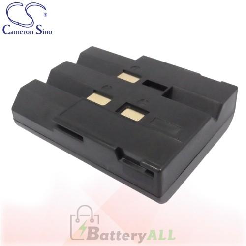 CS Battery for Sharp VL-AH50U / VL-AH500U / VL-AH60U Battery 3800mah CA-BTH11