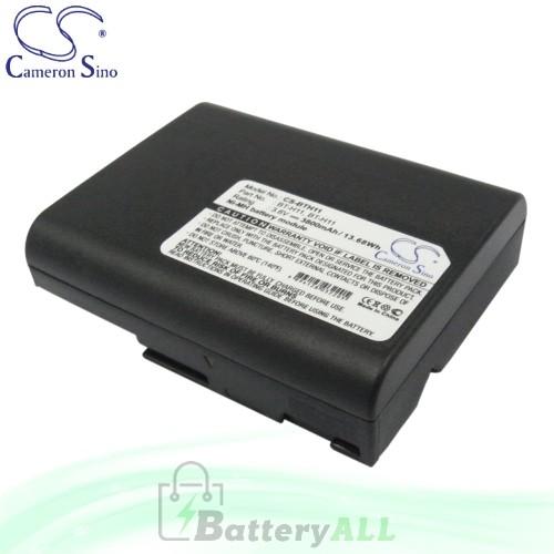 CS Battery for Sharp VL-E37 / VL-E37H / VL-E37S / VL-E37U Battery 3800mah CA-BTH11