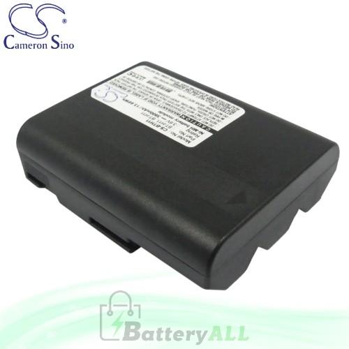CS Battery for Sharp VL-E39U / VL-E407S / VL-E420H / VL-E420U Battery 3800mah CA-BTH11