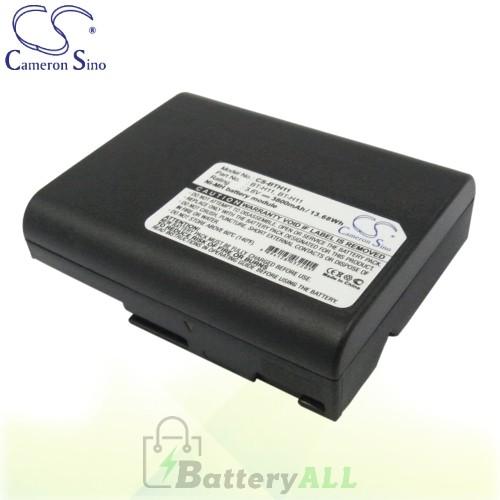 CS Battery for Sharp VL-E46U / VL-E500U / VL-E600U / VL-E650U Battery 3800mah CA-BTH11