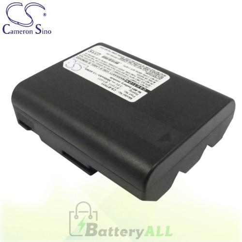 CS Battery for Sharp VL-E610 / VL-E610H / VL-E610S / VL-E610U Battery 3800mah CA-BTH11