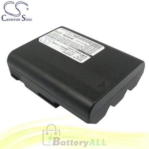 CS Battery for Sharp VL-E680H / VL-E680S / VL-E680U / VL-E720 Battery 3800mah CA-BTH11