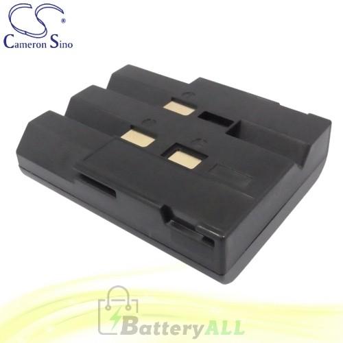 CS Battery for Sharp VL-E700U / VL-E750U / VL-E760H / VL-E77U Battery 3800mah CA-BTH11