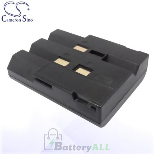 CS Battery for Sharp VL-A10U / VL-A110U / VL-A40U / VL-A45U Battery 3800mah CA-BTH11