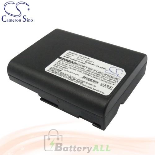 CS Battery for Sharp VL-E780 / VL-E780H / VL-E780S / VL-E780U Battery 3800mah CA-BTH11