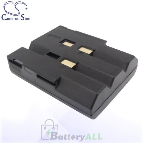CS Battery for Sharp VL-A111 / VL-A111H / VL-A111S / VL-A111U Battery 3800mah CA-BTH11