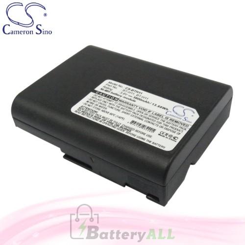 CS Battery for Sharp VL-AH131 / VL-AH131E / VL-AH131H Battery 3800mah CA-BTH11