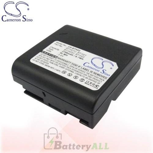 CS Battery for Sharp VL-AH30 / VL-AH30H / VL-AH30S / VL-AH30U Battery 2700mah CA-BTH22