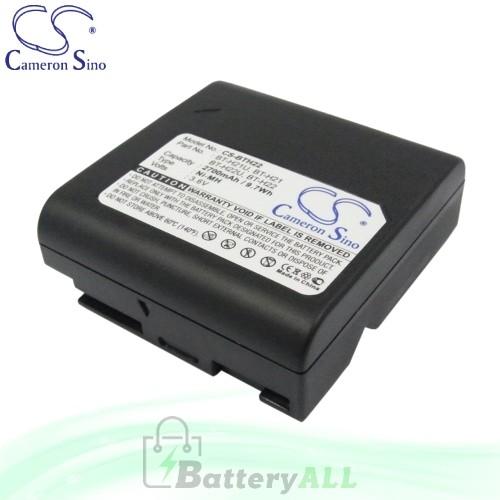 CS Battery for Sharp VL-E37 / VL-E37H / VL-E37S / VL-E37U Battery 2700mah CA-BTH22
