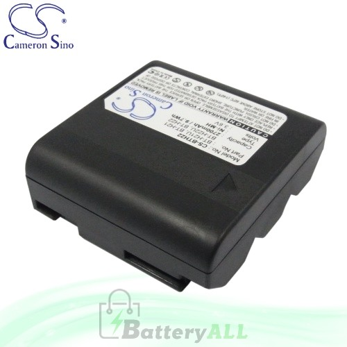 CS Battery for Sharp VL-E39U / VL-E407S / VL-E420H / VL-E420U Battery 2700mah CA-BTH22
