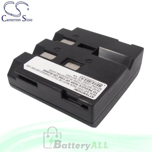 CS Battery for Sharp VL-E42U / VL-E43 / VL-E43U / VL-E46 Battery 2700mah CA-BTH22