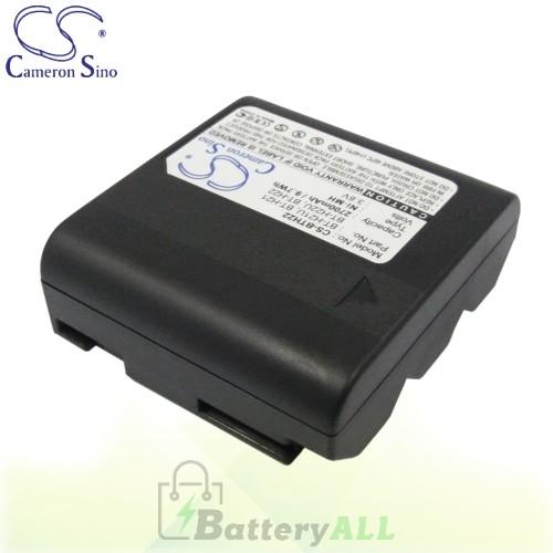 CS Battery for Sharp VL-E610 / VL-E610H / VL-E610S / VL-E610U Battery 2700mah CA-BTH22
