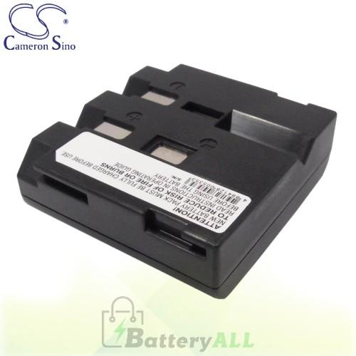 CS Battery for Sharp VL-E620 / VL-E620S / VL-E620U / VL-E680 Battery 2700mah CA-BTH22