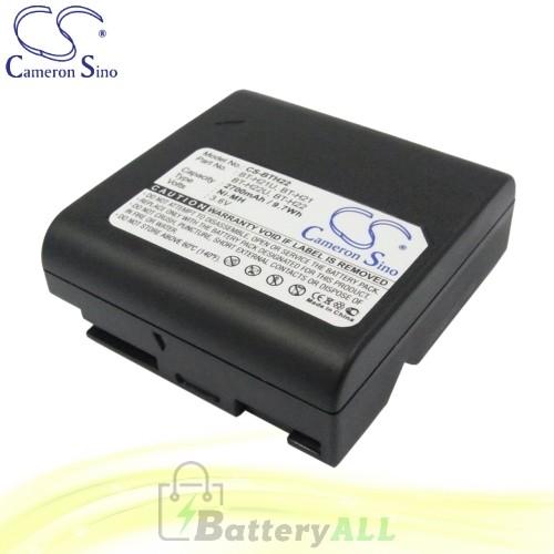 CS Battery for Sharp VL-E660 / VL-E660S / VL-E660U / VL-E665U Battery 2700mah CA-BTH22
