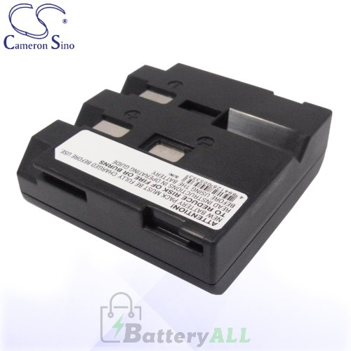 CS Battery for Sharp VL-A10U / VL-A110U / VL-A40U / VL-A45U Battery 2700mah CA-BTH22