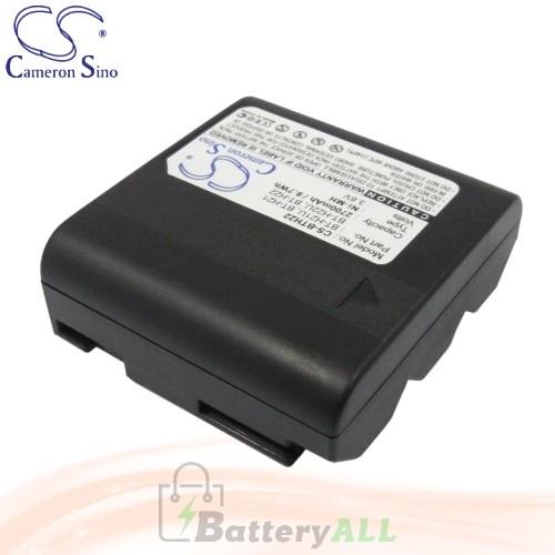 CS Battery for Sharp VL-A10H / VL-A10S / VL-E785U / VL-E97E Battery 2700mah CA-BTH22