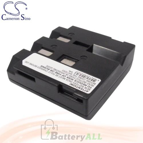 CS Battery for Sharp VL-E98E / VL-H4200 / VL-H420S / VL-H420H Battery 2700mah CA-BTH22