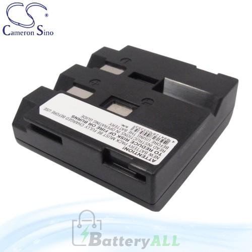 CS Battery for Sharp VL-SE10 / VL-SE10U / VL-SE20U / VL-SE20U Battery 2700mah CA-BTH22
