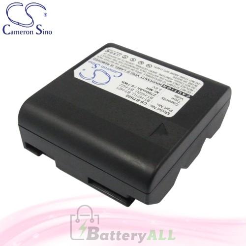 CS Battery for Sharp VL-AH131S / VL-AH131U / VL-AH1500 Battery 2700mah CA-BTH22