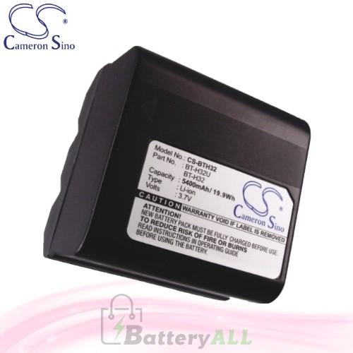 CS Battery for Sharp VL-AH151H / VL-AH151S / VL-AH151U Battery 5400mah CA-BTH32